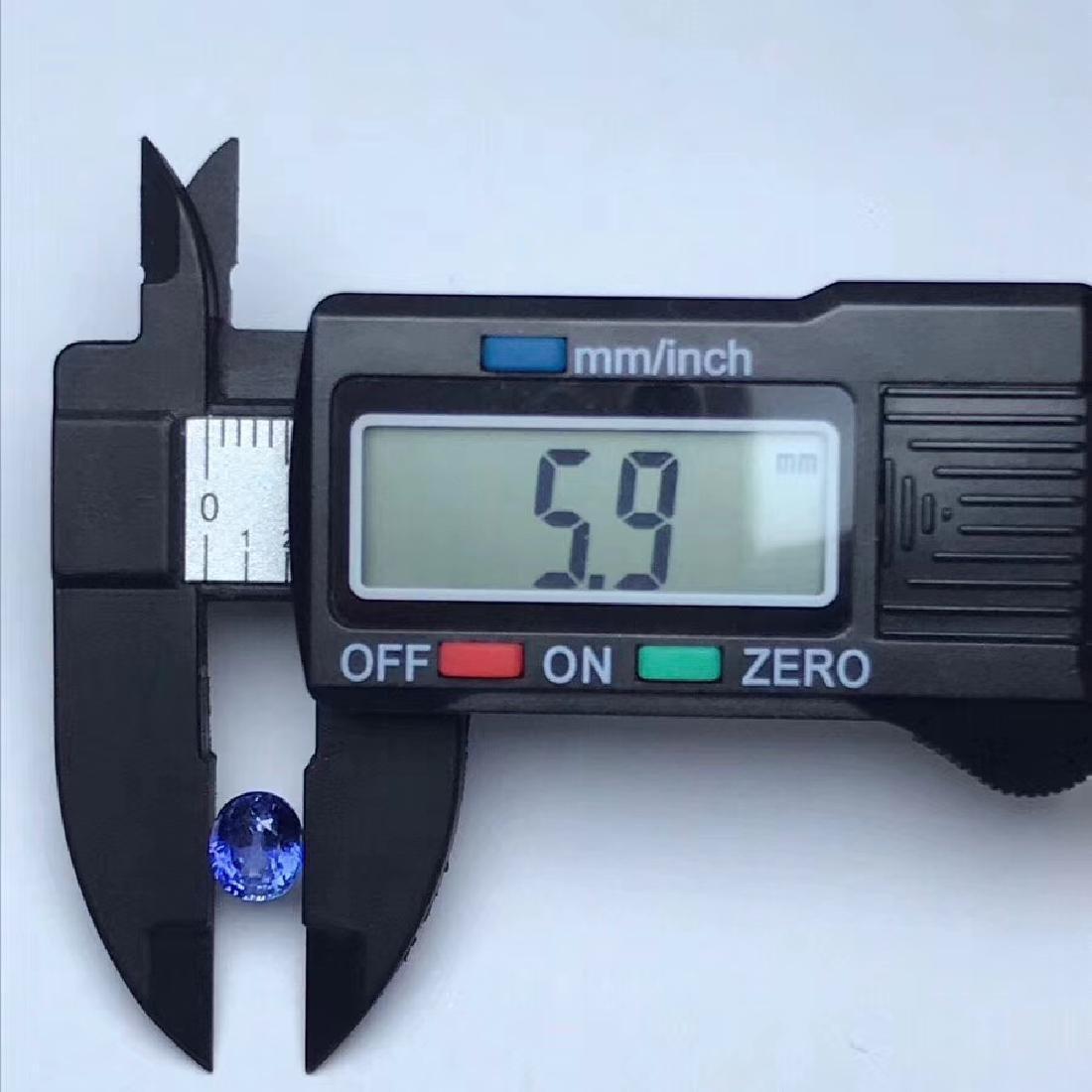 1.69 ct Sapphire 4.6*6.9*5.9 mm Oval Cut - 7