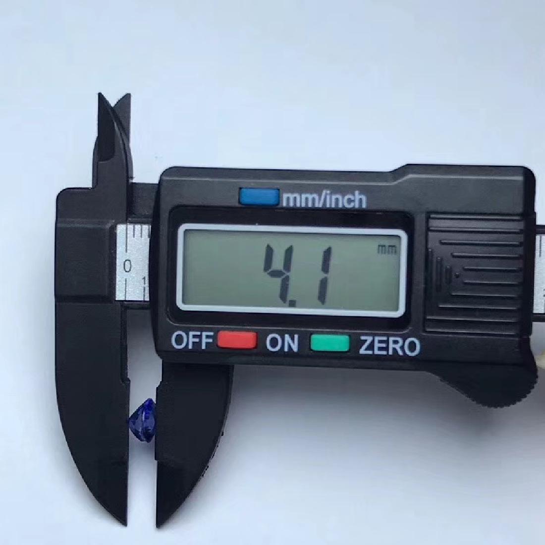1.61 ct Sapphire 5.9*4.1*7.3 mm Oval Cut - 7