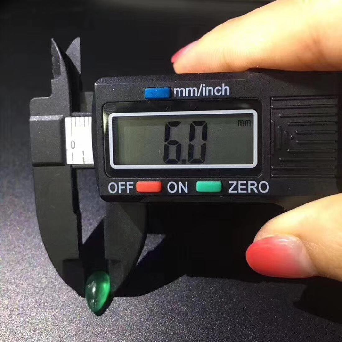 1.51 ct Emerald 6.0*10*3.7 mm Pear Cut - 6