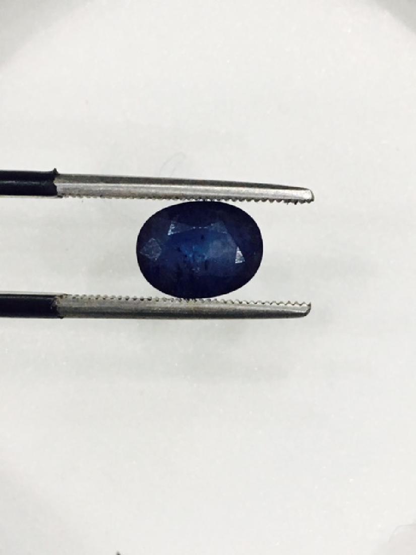 Blue Sapphire - 8