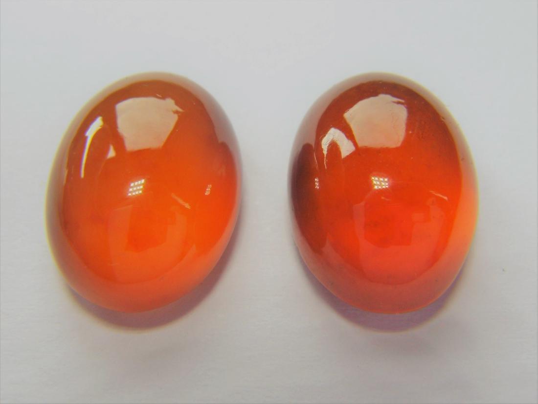 Garnet - 2pcs-17.85ct - 3