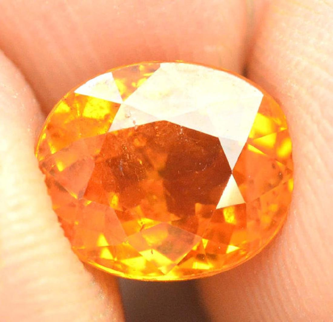 2.25 cts Fanta Color Natural Spessartite Garnet - 2