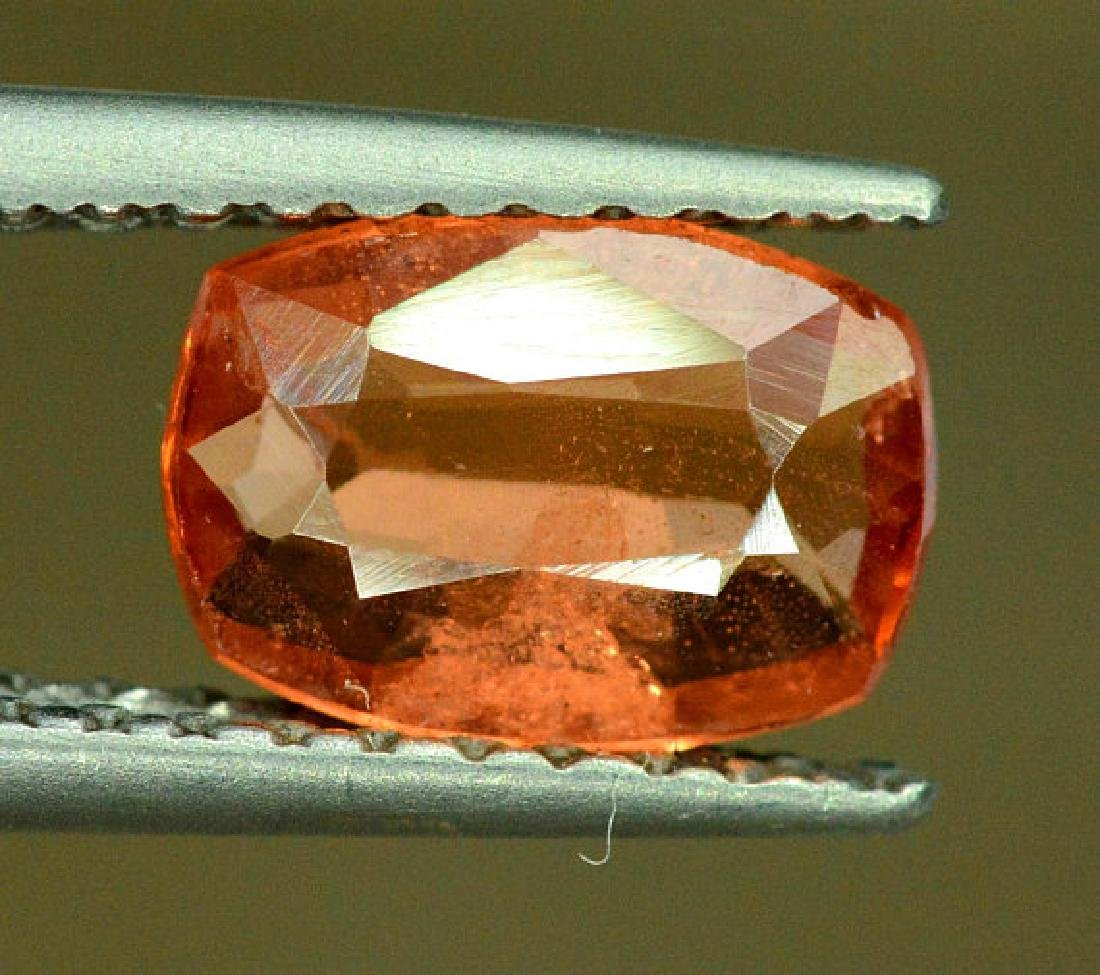 0.85 cts Extremely Rare Triplite Gemstone from Pakistan