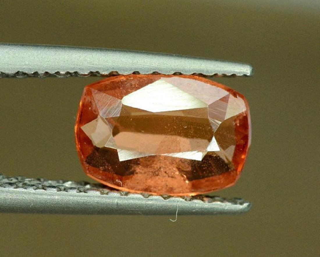 0.85 cts Extremely Rare Triplite Gemstone from Pakistan - 2