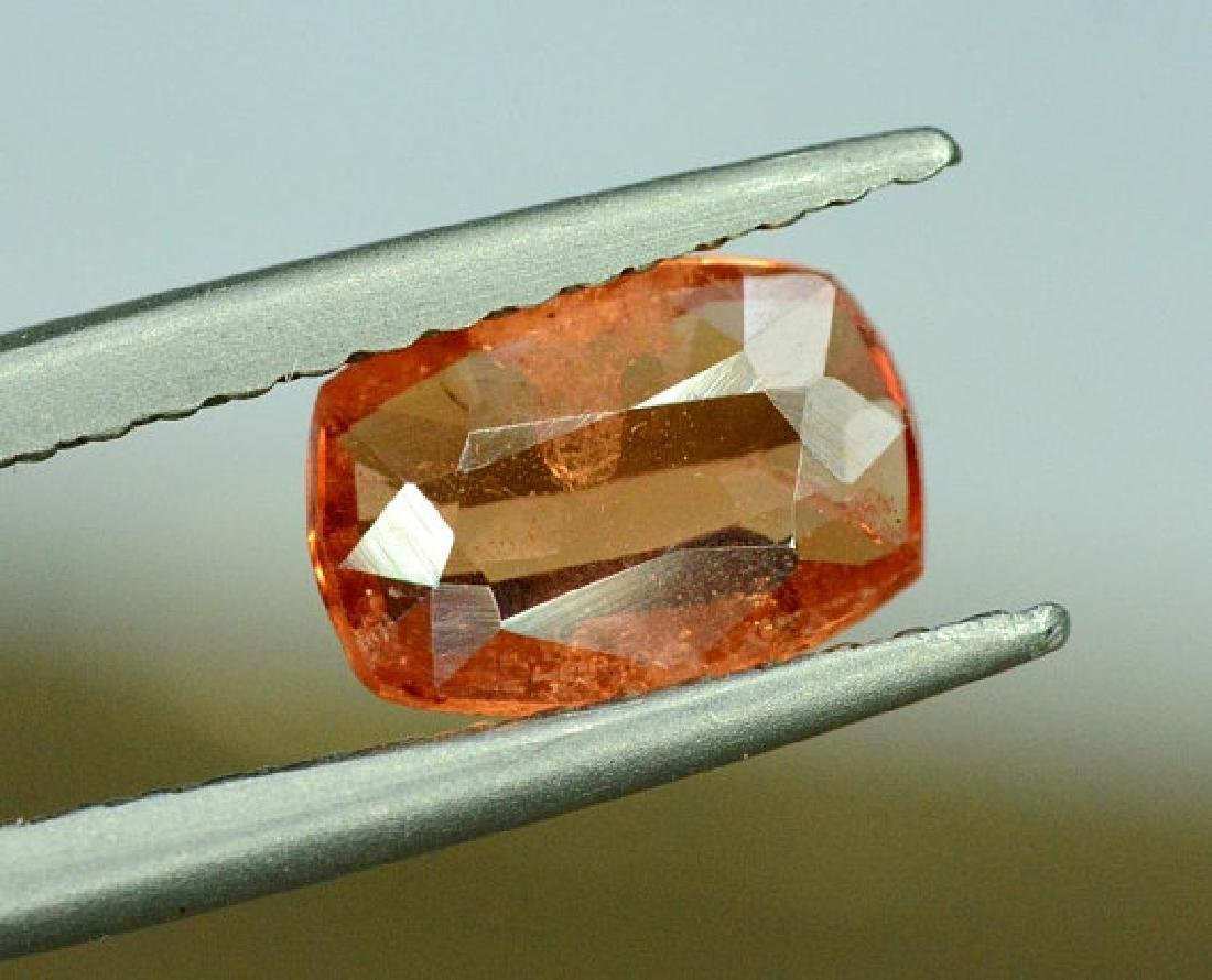 0.85 cts Extremely Rare Triplite Gemstone from Pakistan - 3