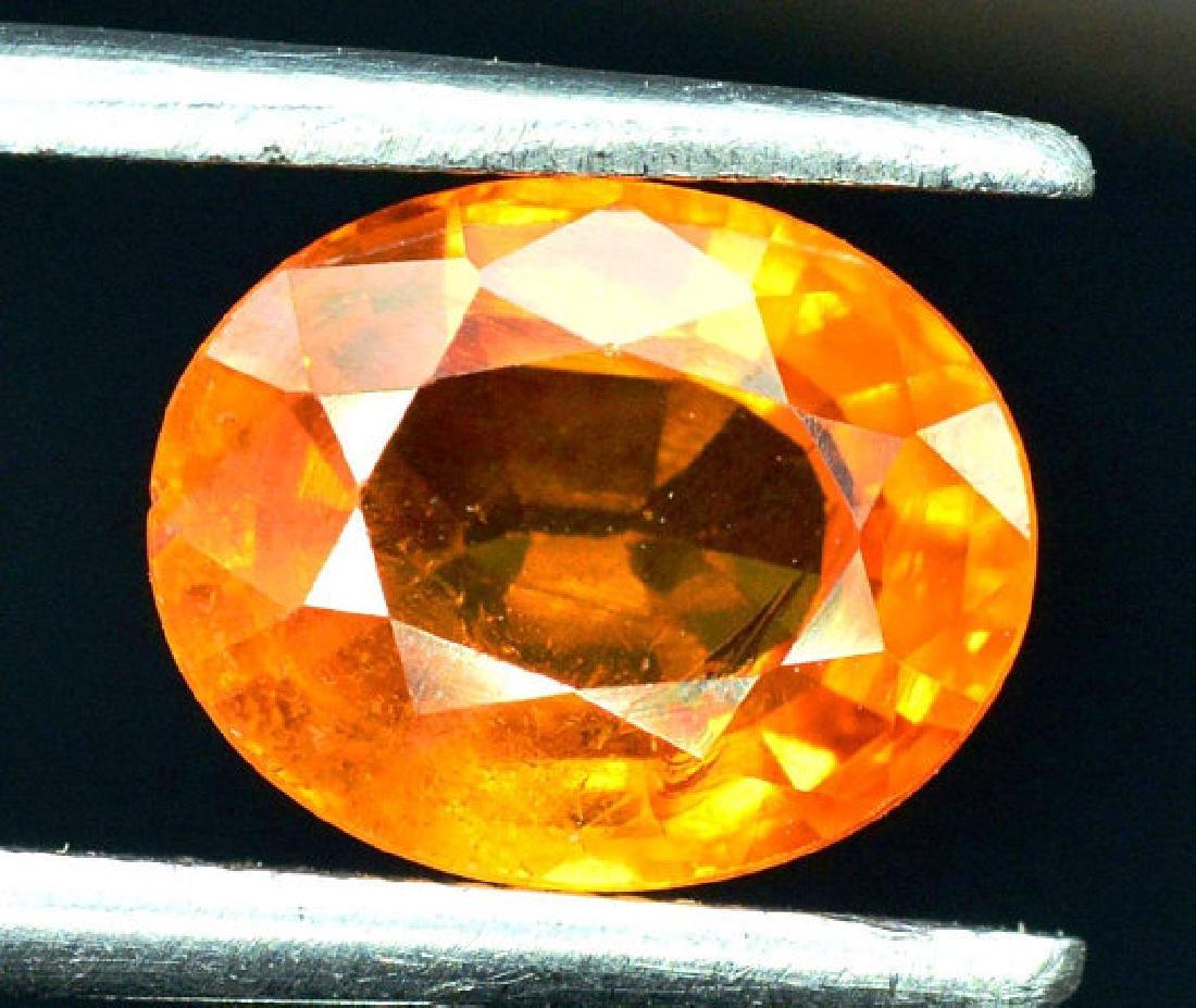 2.35 carats Fanta Color Spessartite Garnet Loose