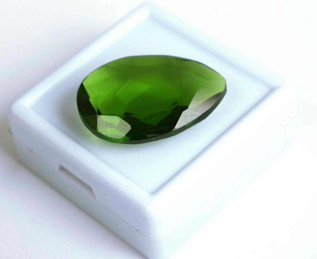 30.20 Carat Brazilian Olive Green Peridot IGL Certified - 2