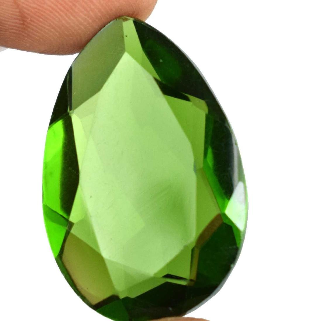30.20 Carat Brazilian Olive Green Peridot IGL Certified - 3