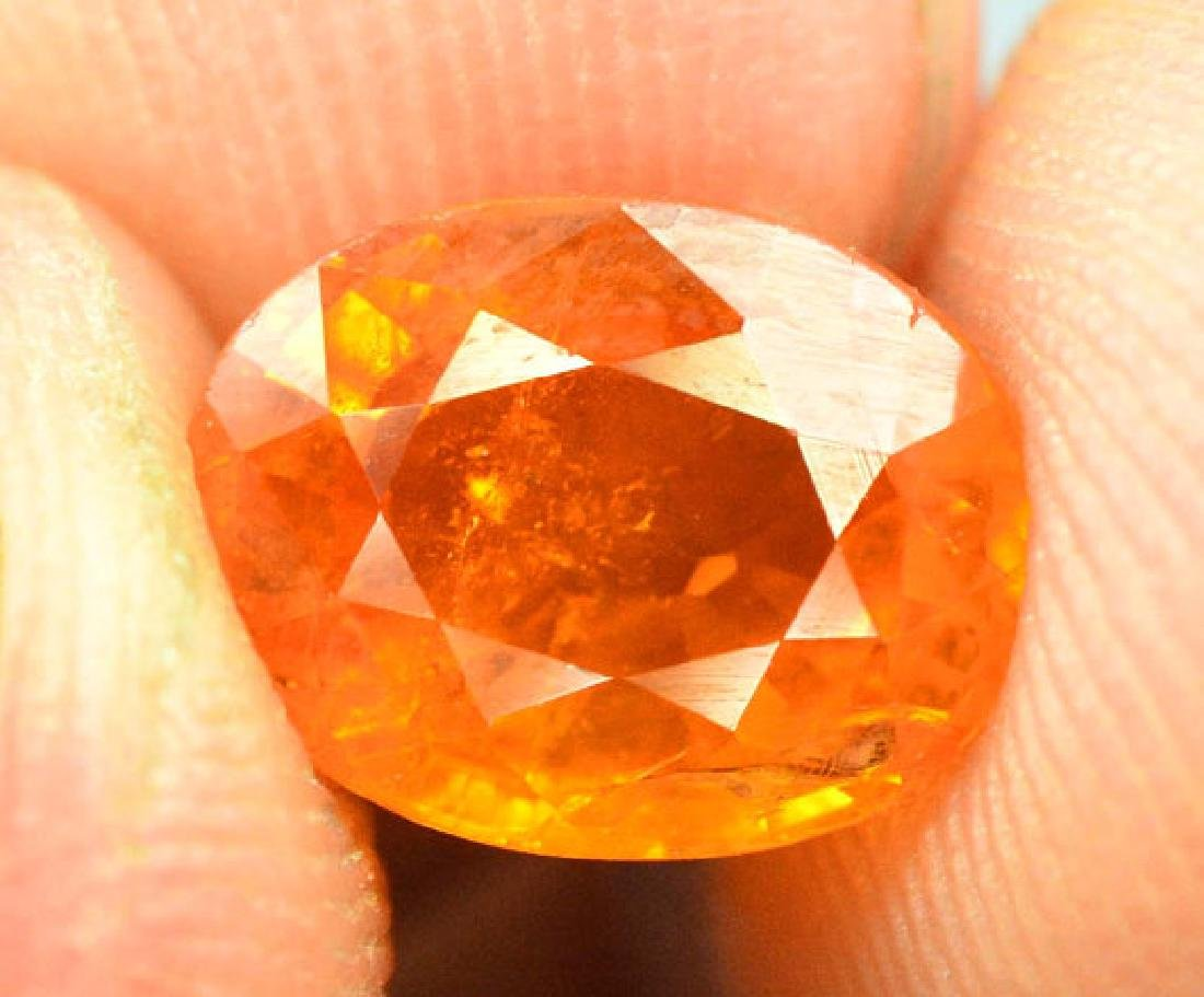 2.40 cts Fanta Color Natural Spessartite Garnet