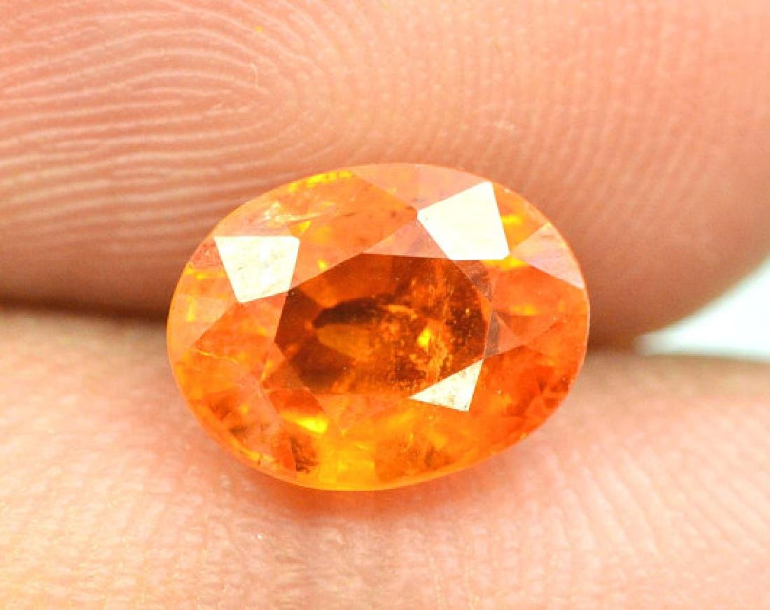 2.40 cts Fanta Color Natural Spessartite Garnet - 2