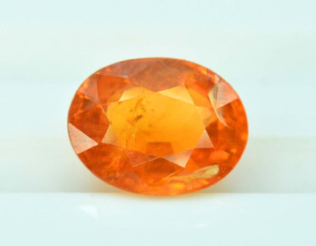 2.40 cts Fanta Color Natural Spessartite Garnet - 3