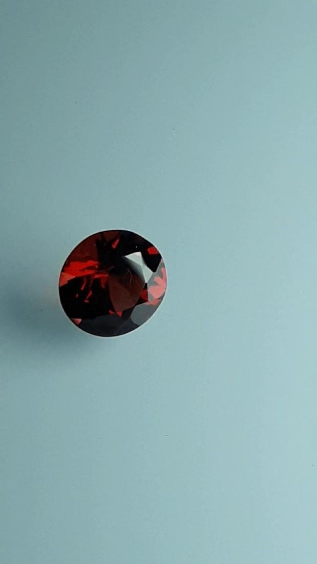 1.6ct Untreated Vivid Madagascar Red Garnet | VVS