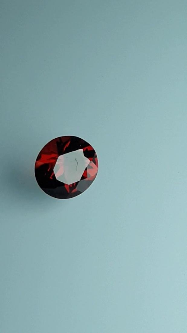 1.6ct Untreated Vivid Madagascar Red Garnet | VVS - 4