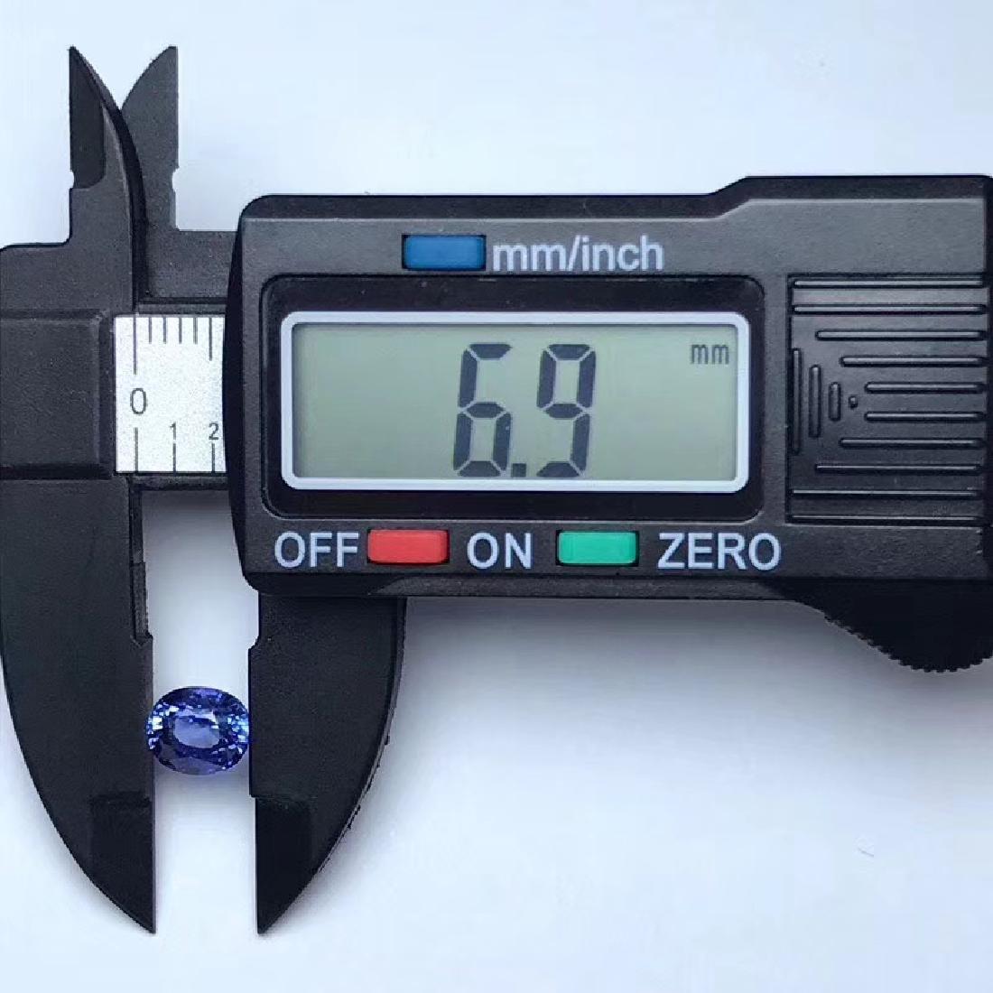 1.69 ct Sapphire 4.6*6.9*5.9 mm Oval Cut - 8