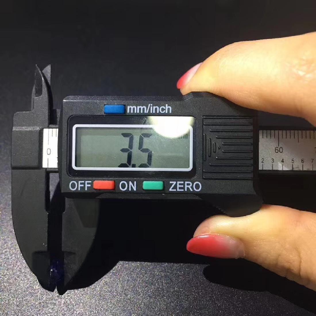 1.38 ct Sapphire 5.5*7.4*3.5 mm Oval Cut - 8