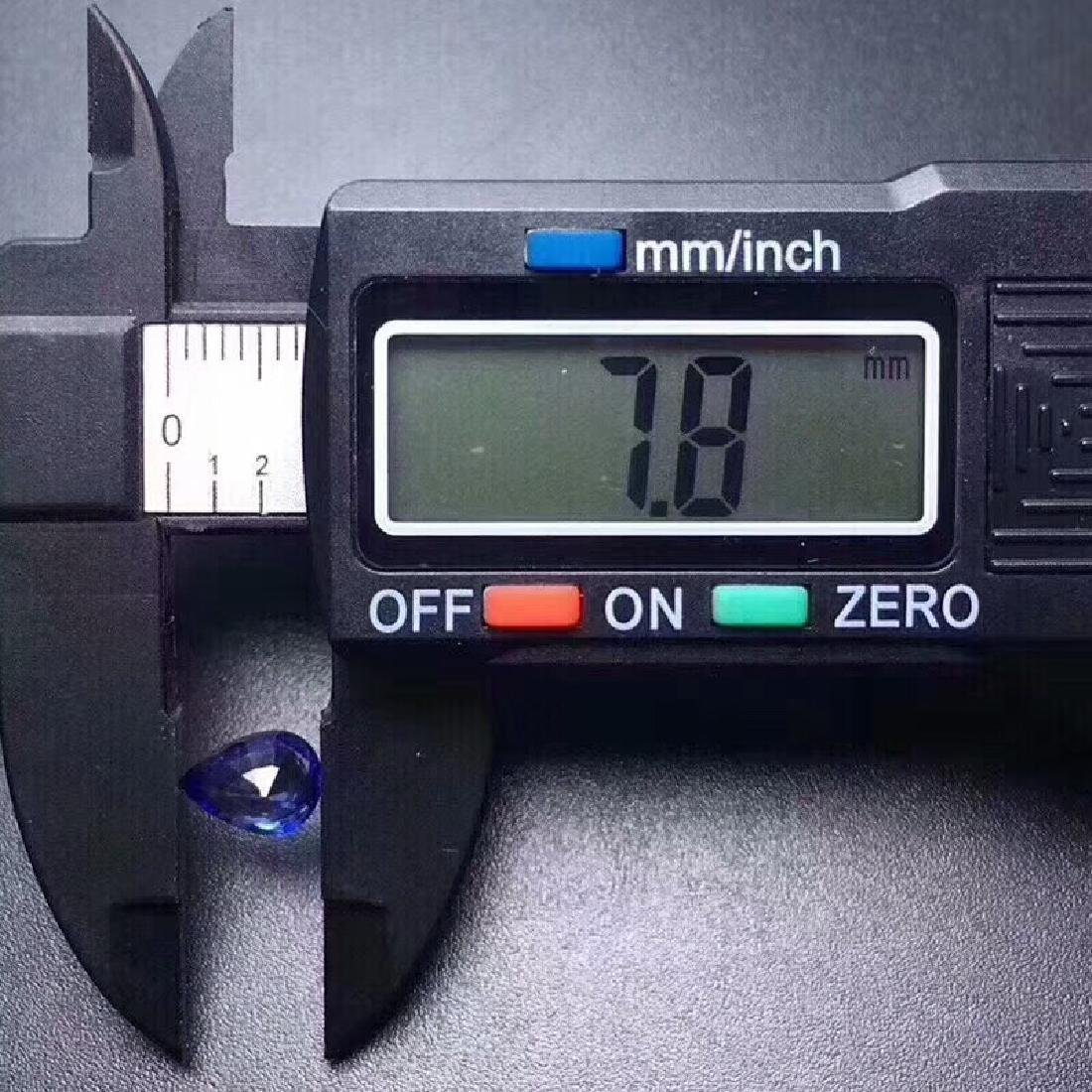 1.40 ct Sapphire 3.7*7.8*5.9 mm Pear Cut - 9