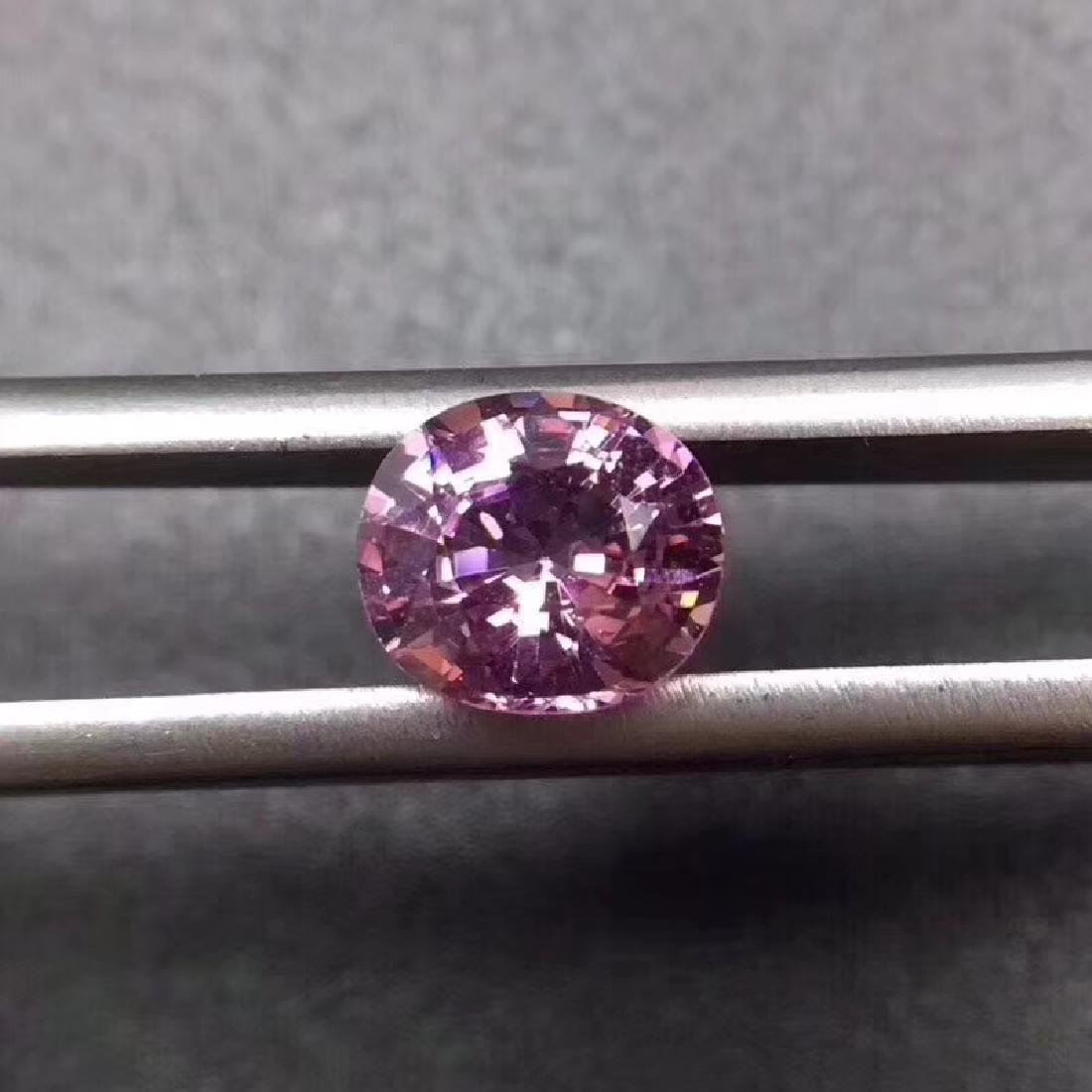1.35 ct Spinel 6.1*7.0*4.1 mm Oval Cut
