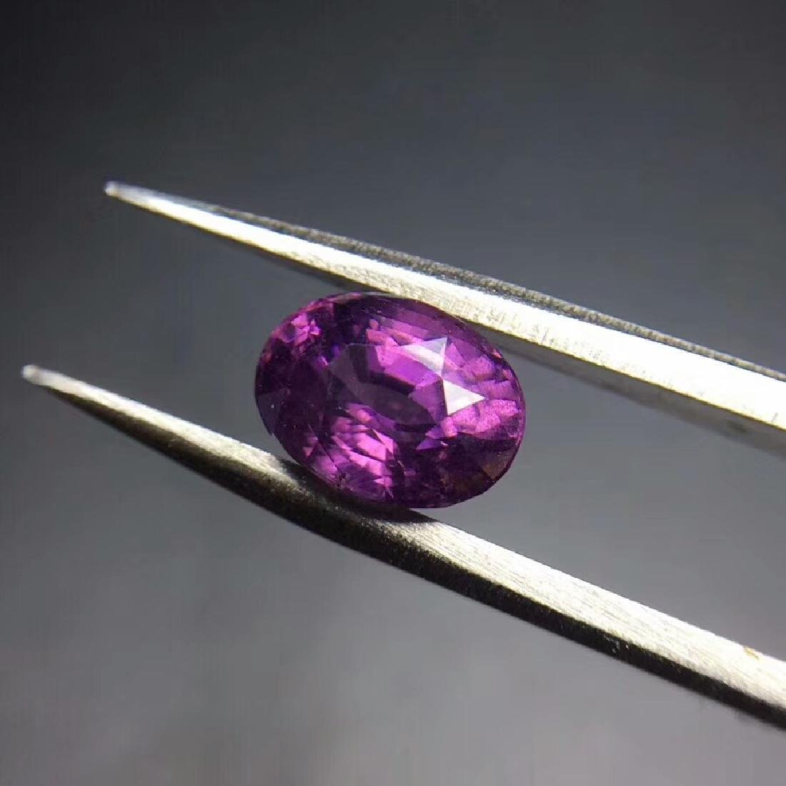 2.08 ct Spinel 5.9*4.9*8.2 mm Oval Cut - 2