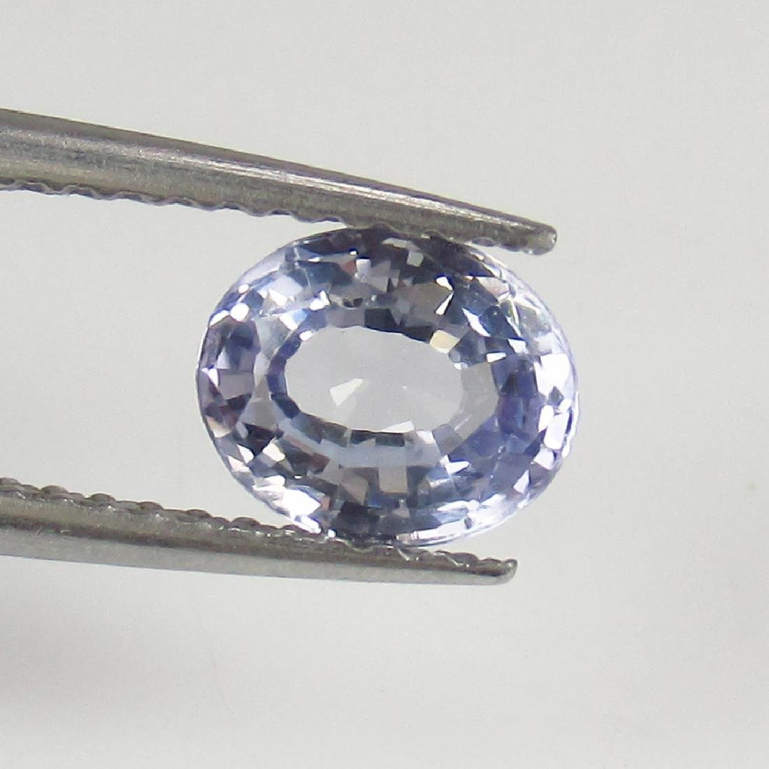 IGI Certified 1.02 Ct - Natural Loose Ceylon Unheated