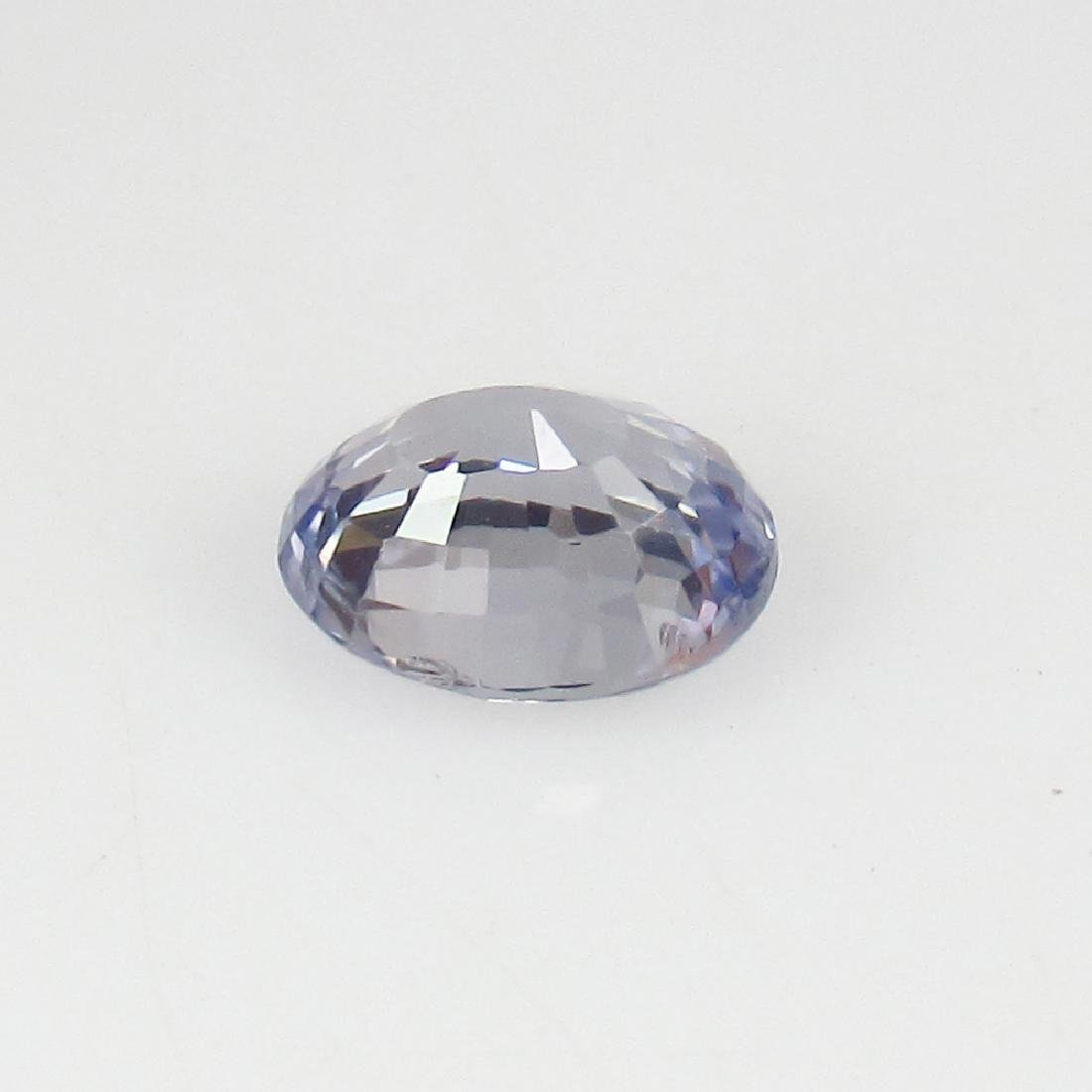 IGI Certified 1.02 Ct - Natural Loose Ceylon Unheated - 5