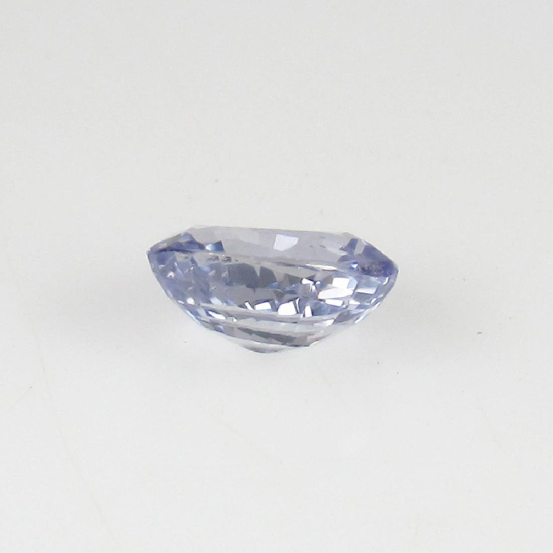 IGI Certified 1.02 Ct - Natural Loose Ceylon Unheated - 6