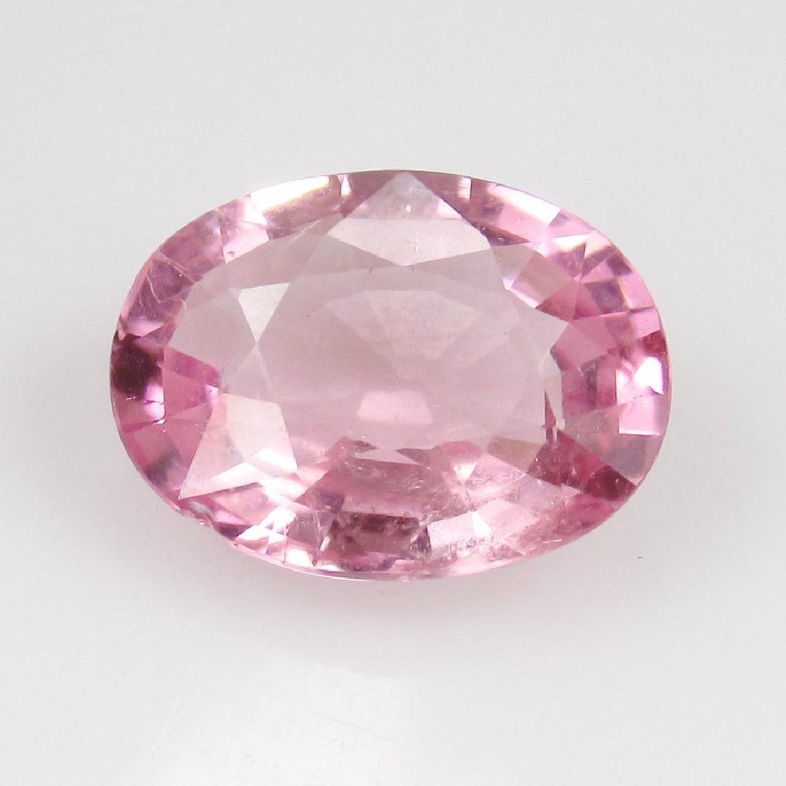 3.35 Ctw Natural Loose Sweet Pink Rubellite Tourmaline - 3