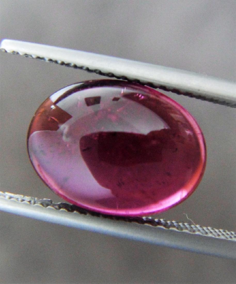 Rubellite Tourmaline - 4.75 ct - 2