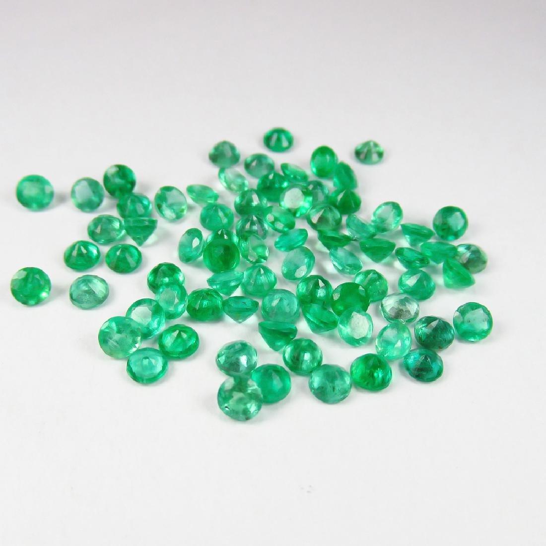 "10.15 Ct Genuine 75 Loose Emerald Calibrate ""Diamond"