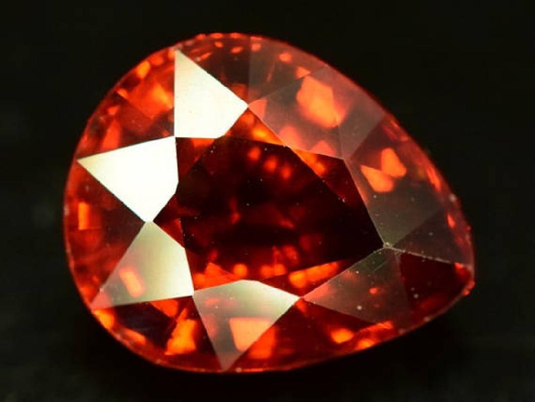 3.45 ct Natural Spessartite Garnet Loose Gemstone -