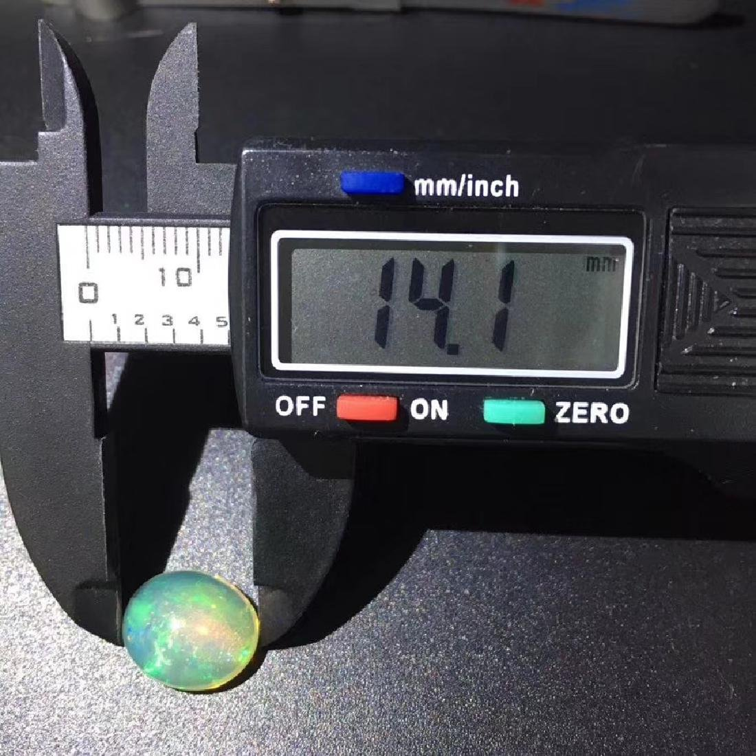 3.465 ct Opal 11.6*14.1*5.1 mm Oval Cut - 6