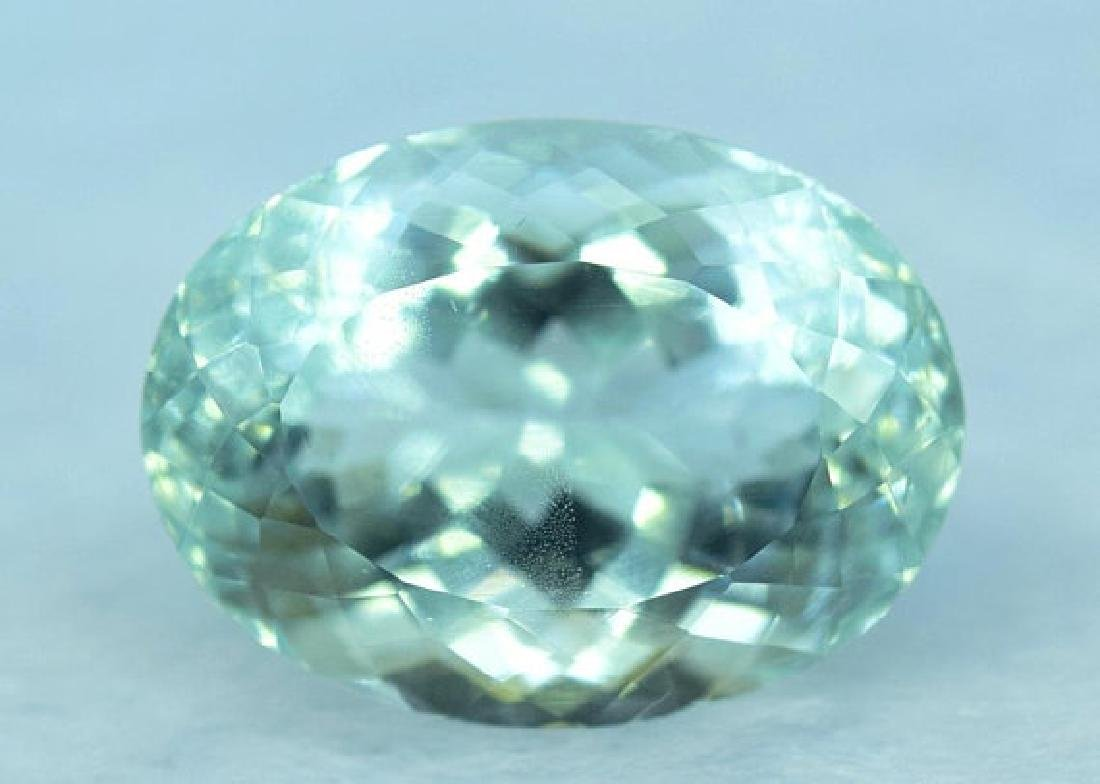 11.90 cts Untreated Aquamarine Gemstone from Pakistan