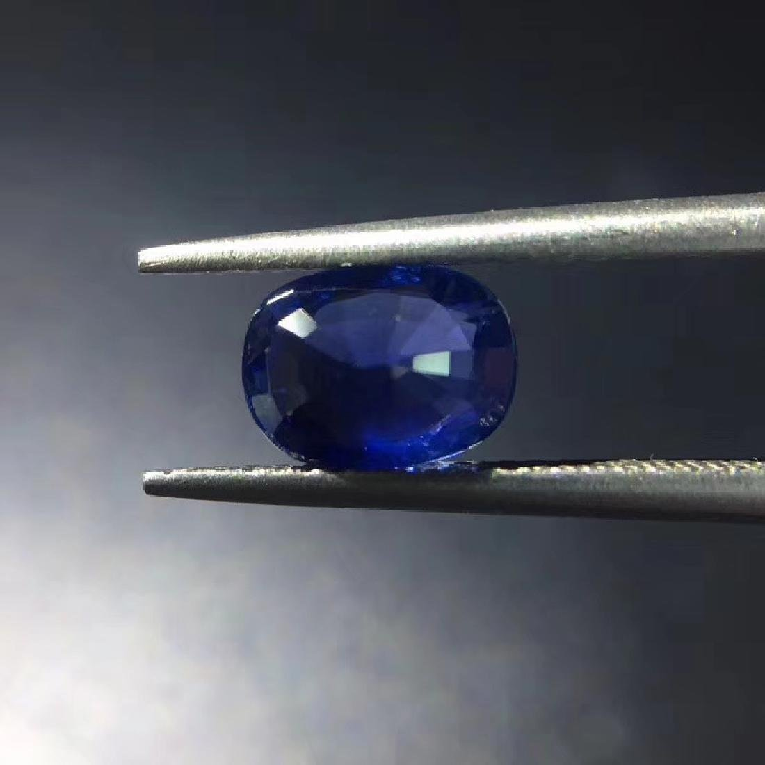 1.43 ct Sapphire 5.8*7.6*3.4 mm Oval Cut - 5