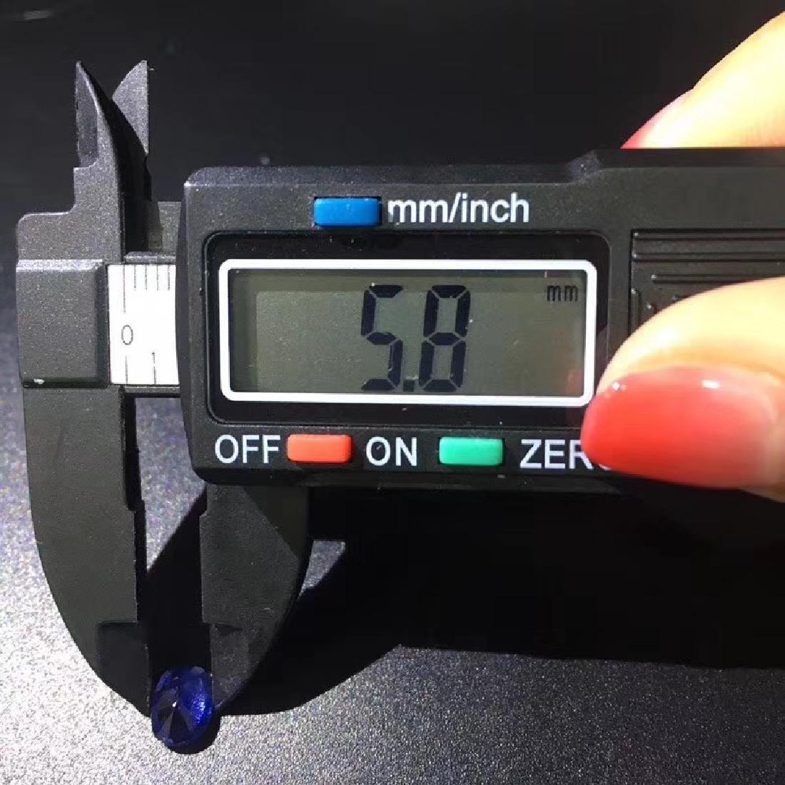 1.43 ct Sapphire 5.8*7.6*3.4 mm Oval Cut - 6