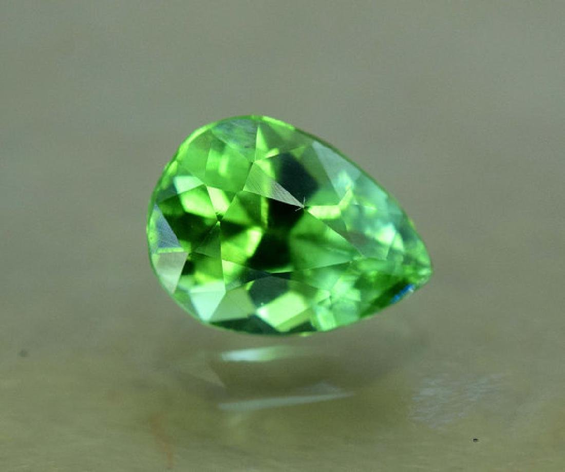 1.45 carats Untreated Green Color Tourmaline Loose