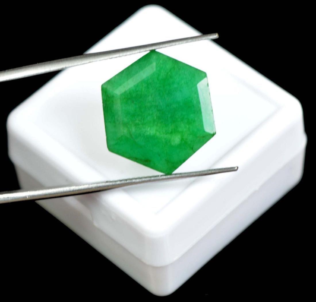 8.20 Ct Natural Emerald No Reserve IGL Certified - 2