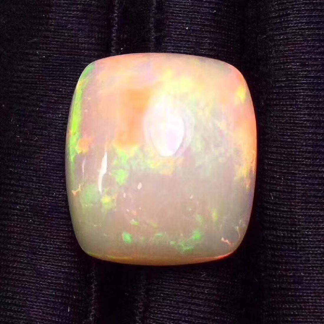35.78 ct Opal 12.6*24.7*22.3 mm square Cut