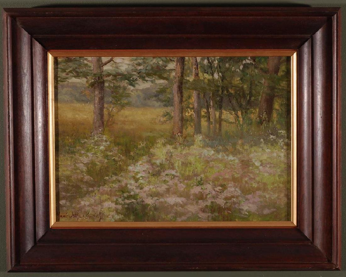 Marie Osthaus Griffith Oil Painting Summer Landscape
