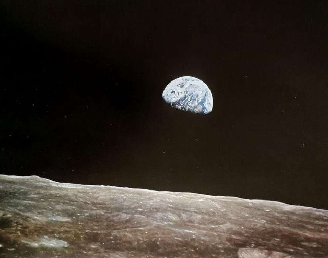 6x Official NASA - Apollo 8 / Apollo 9 / Apollo 10,