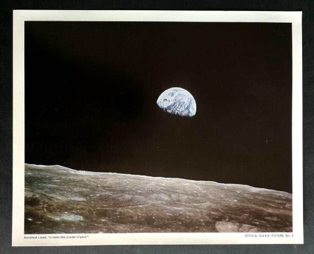 6x Official NASA - Apollo 8 / Apollo 9 / Apollo 10, - 2