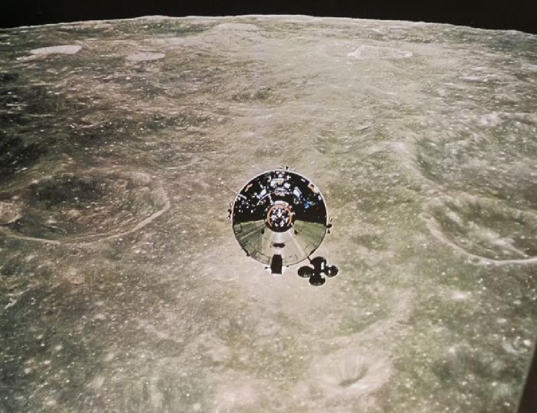 6x Official NASA - Apollo 8 / Apollo 9 / Apollo 10, - 3