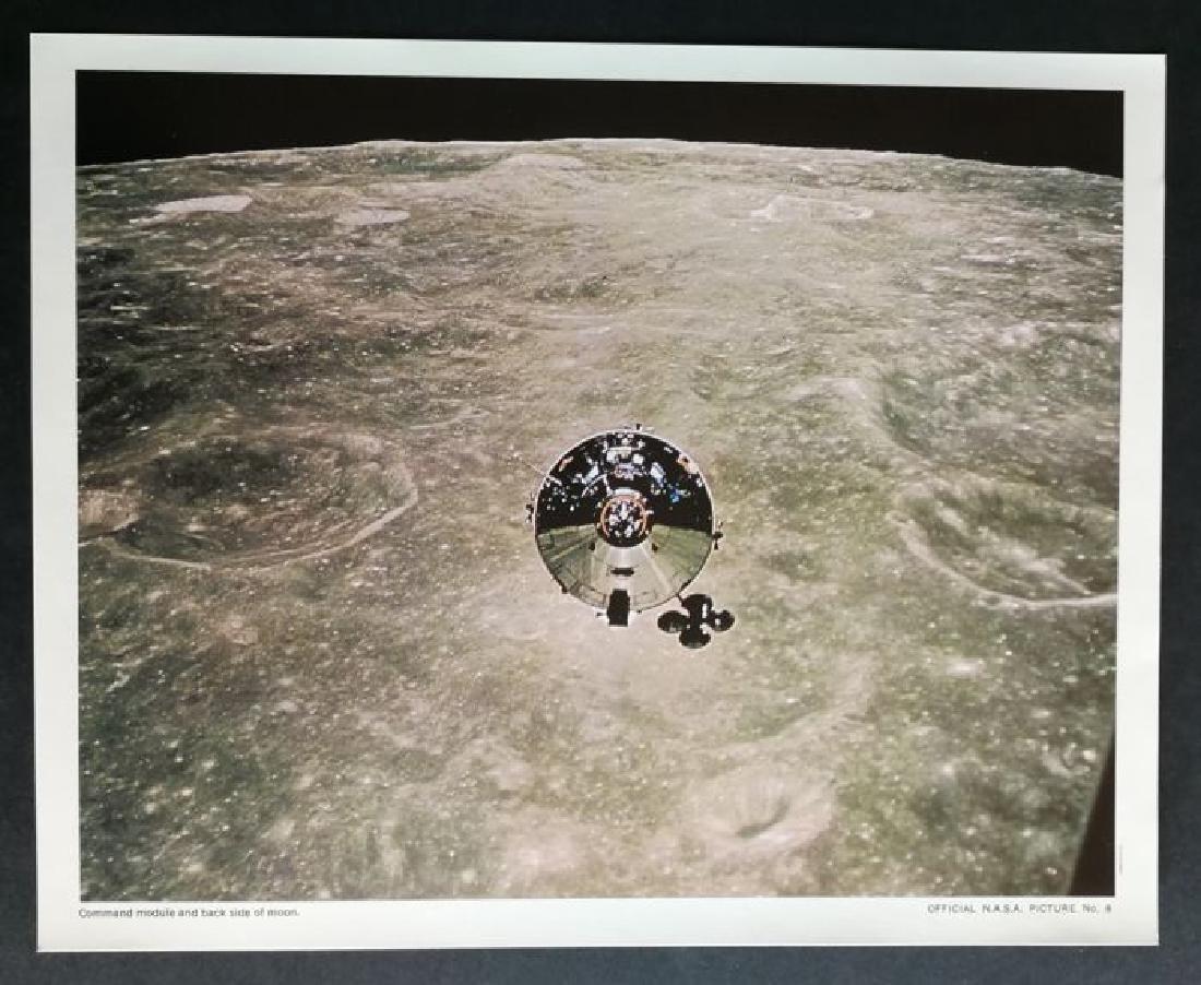 6x Official NASA - Apollo 8 / Apollo 9 / Apollo 10, - 4