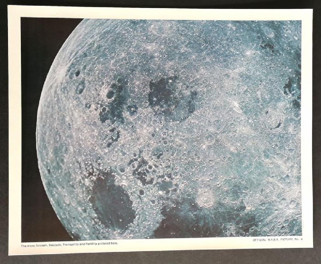 6x Official NASA - Apollo 8 / Apollo 9 / Apollo 10, - 8