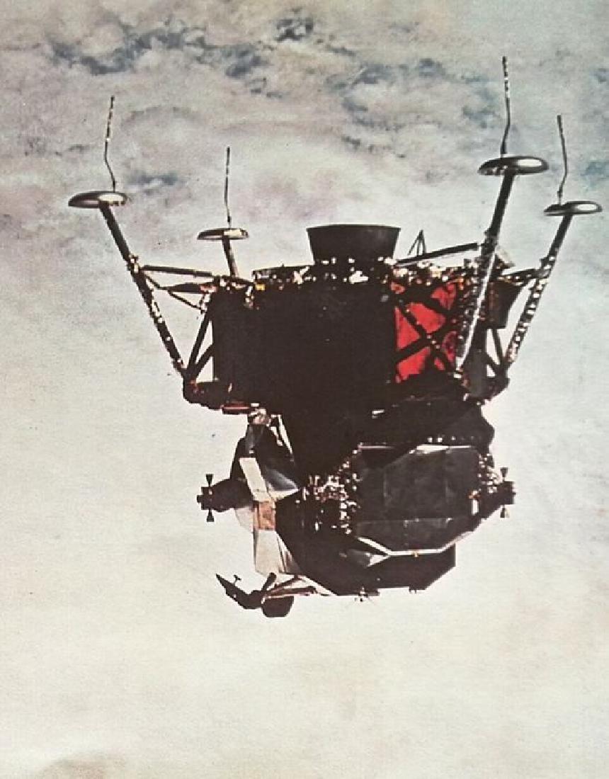 6x Official NASA - Apollo 8 / Apollo 9 / Apollo 10, - 9