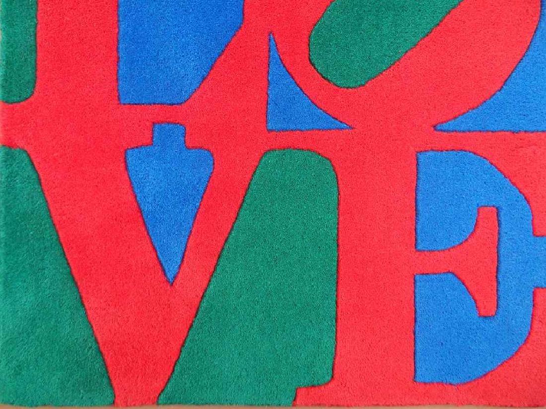 Robert INDIANA: Classic LOVE - 5