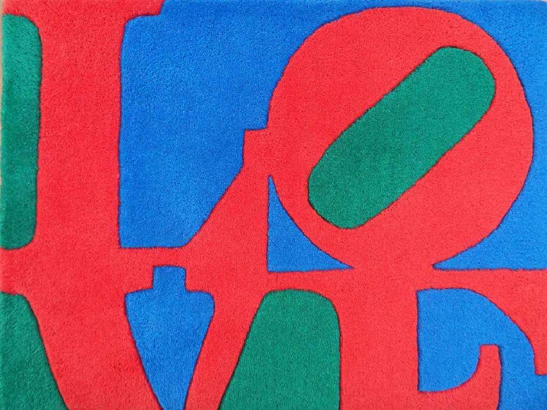 Robert INDIANA: Classic LOVE - 6