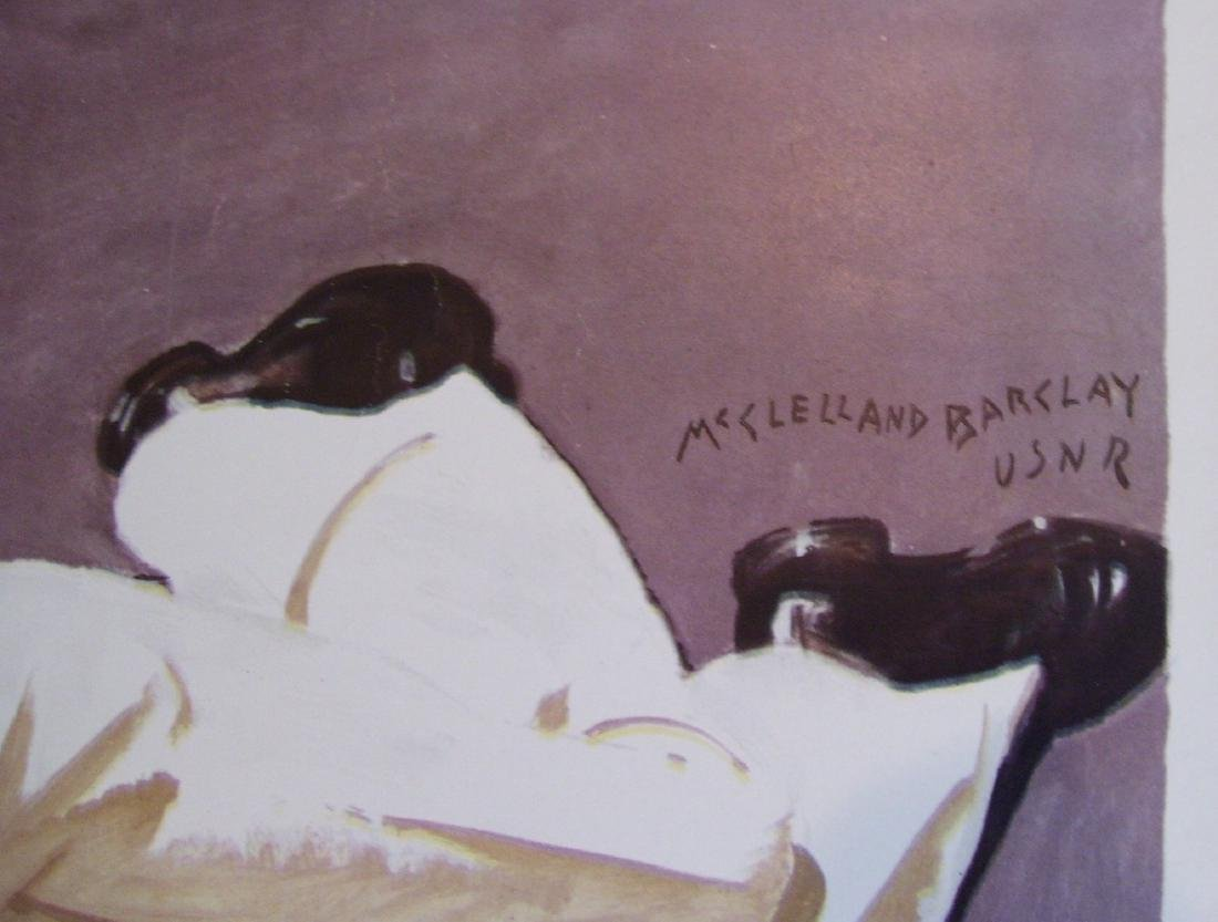 WWII McClelland Barclay Poster - 2