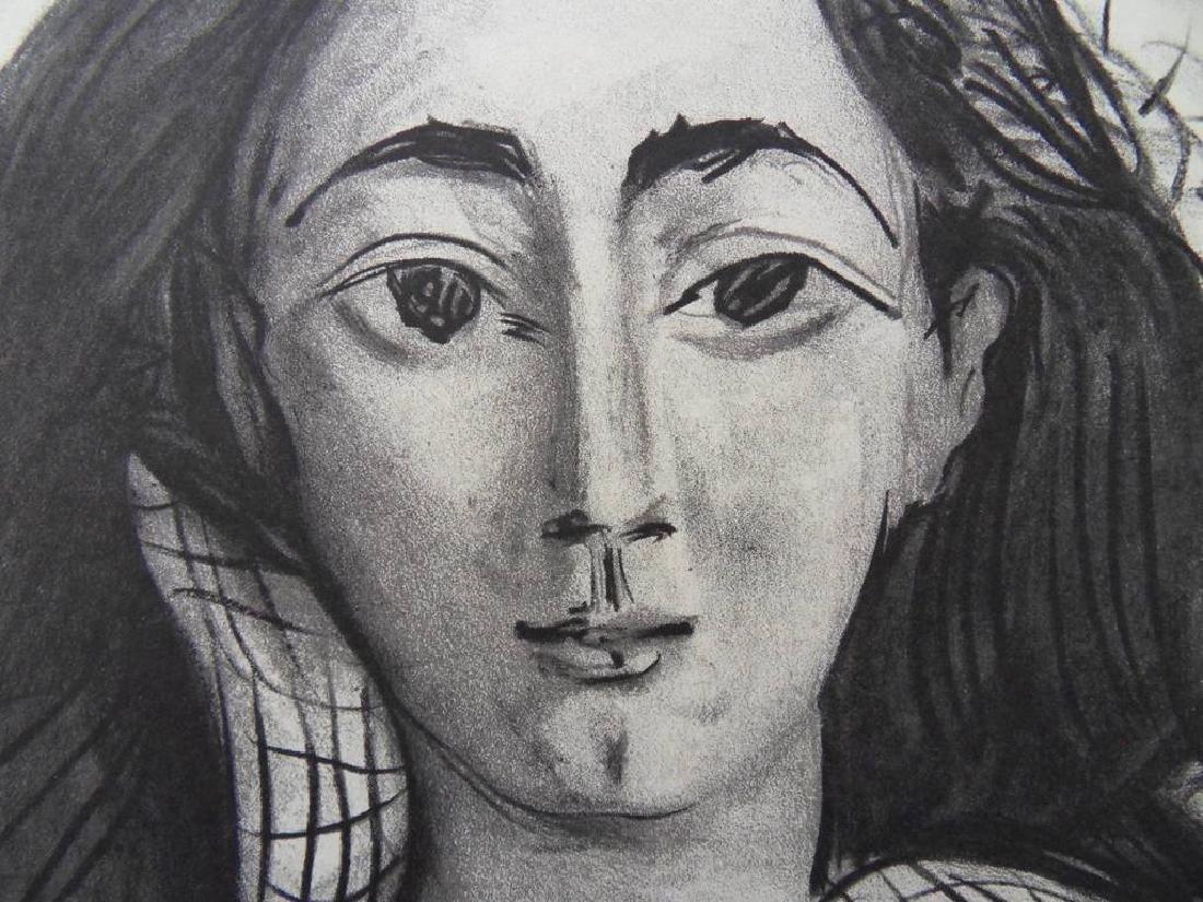 Pablo PICASSO, After: Jacqueline - 3
