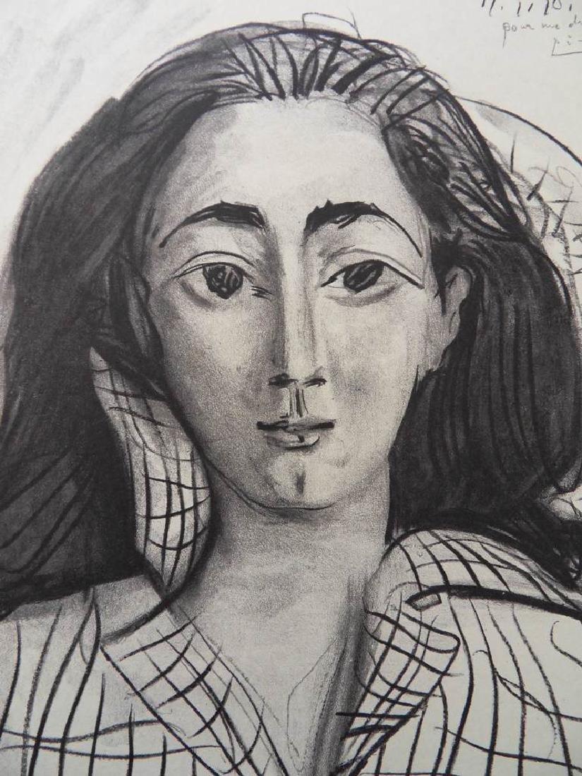 Pablo PICASSO, After: Jacqueline - 4
