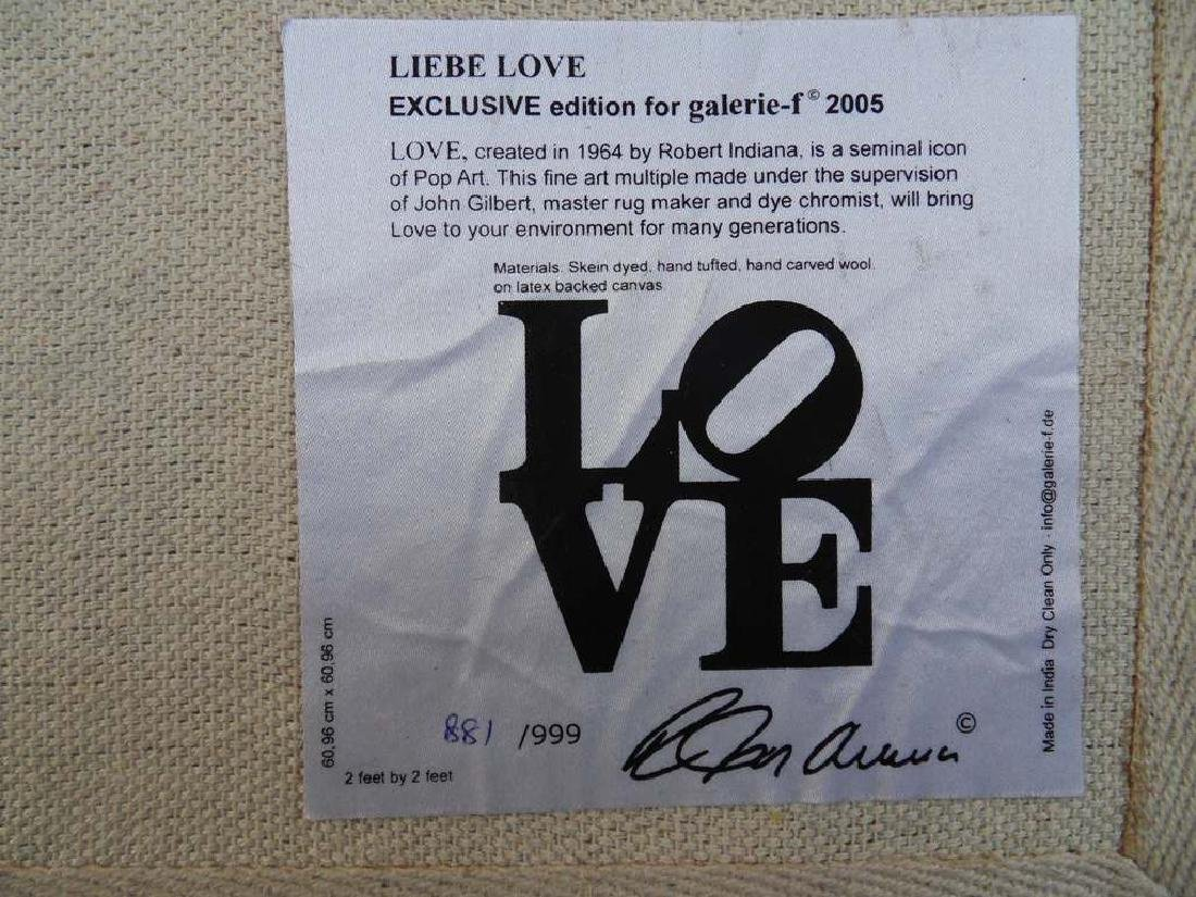 Robert INDIANA: LOVE - 6