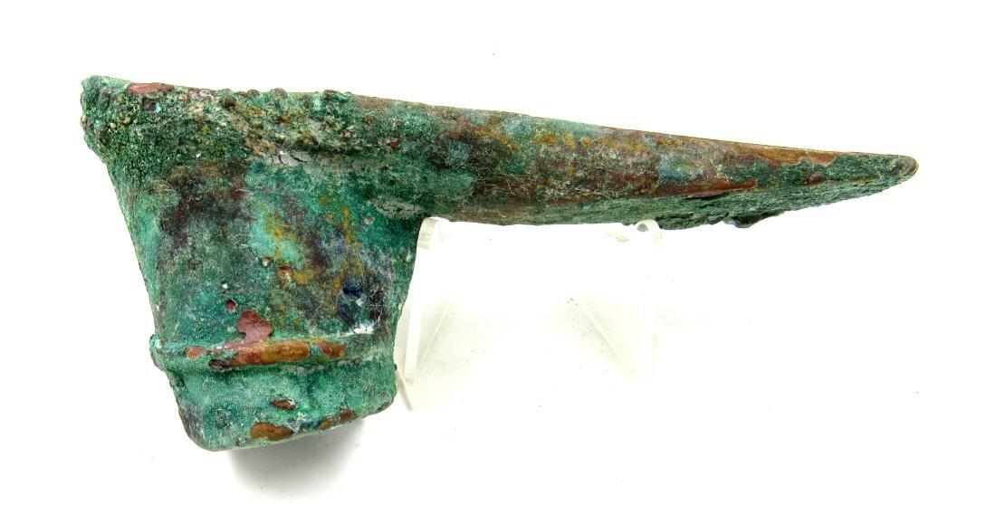 Ancient Bronze Age Celtic Axe - 2